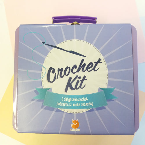 Crochet Kit In A Tin