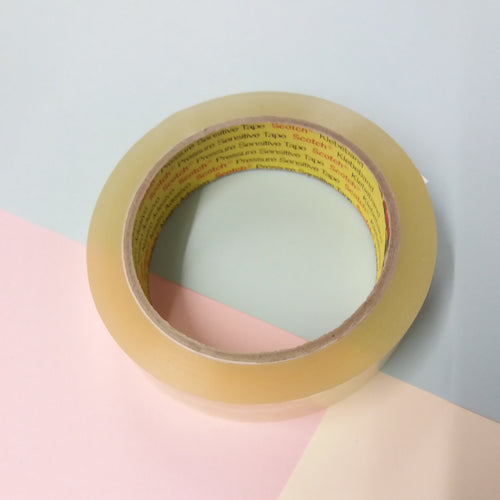 Scotch Pressure Sensitive Adhesive Tape