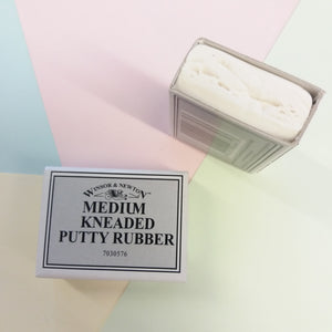 Winsor and Newton Medium Kneaded Putty Rubber