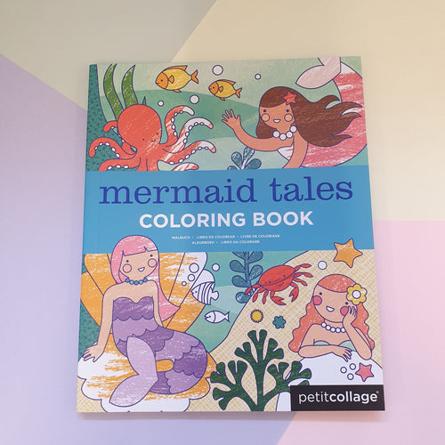 Mermaids | Childrens Colouring Book