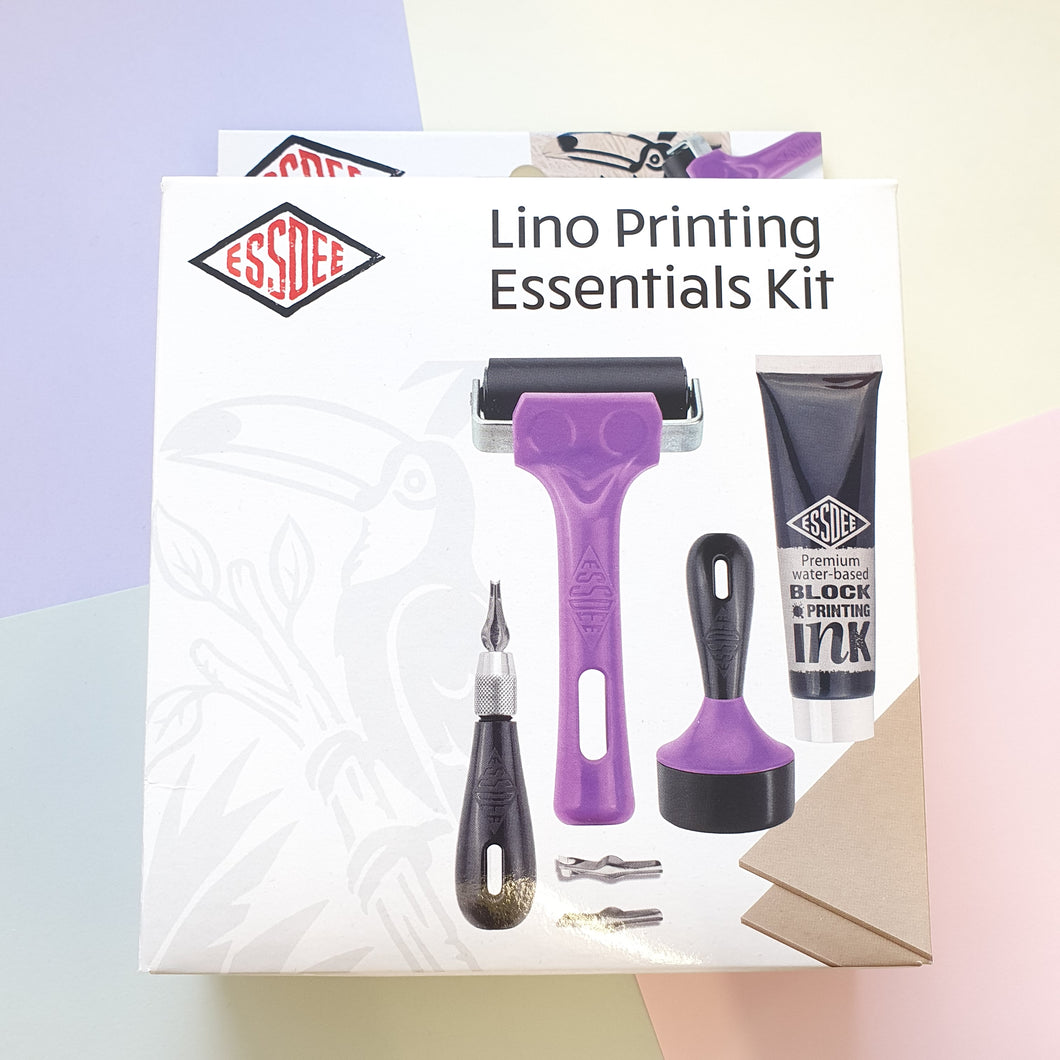 Lino Printing Essentials Kit