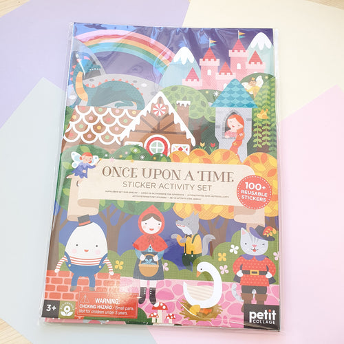 Once Upon a Time Sticker Activity Set