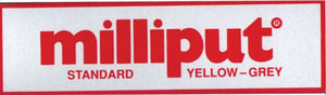 Milliput 4oz Pack - Yellow/Grey