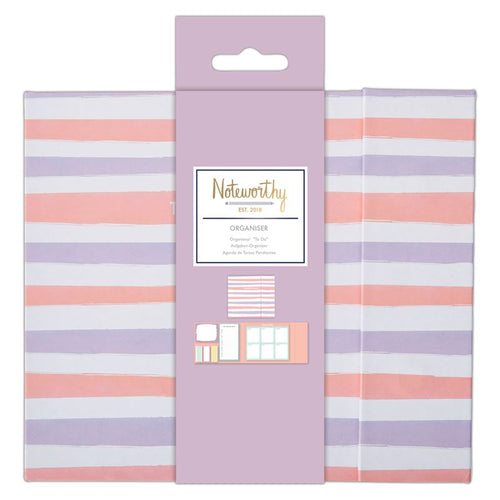 Sticky Note Organiser Folder | Pastel Hues