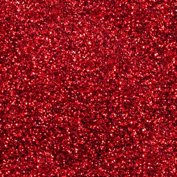 Red Low-Shed A4 Glitter Card (Pack of 10 sheets)