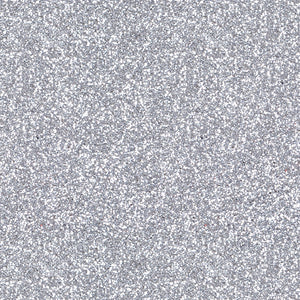 Silver Low-Shed A4 Glitter Card (Pack of 10 sheets)