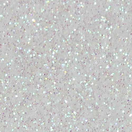 White Low-Shed A4 Glitter Card (Pack of 10 sheets)