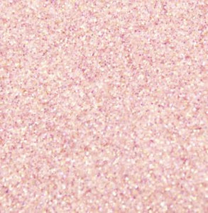 Baby Pink Low-Shed A4 Glitter Card (Pack of 10 sheets)