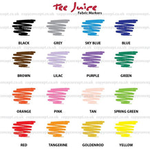 Tee Juice | Medium Point Iron-on Fabric Marker