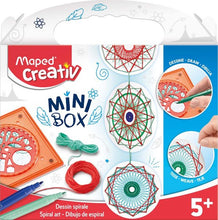 Sew n Spiral Art  | Creative Mini Box Kit