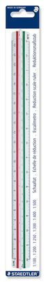 Staedtler Mars Technical Scale Triangular Ruler