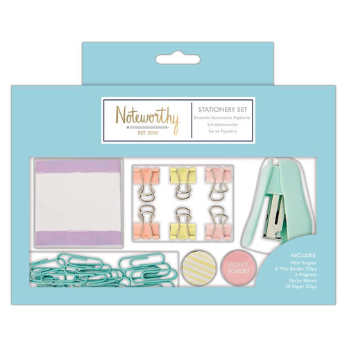 Small Stationery Set | Pastel Hues