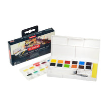 Inktense™ 12 Pan Travel Set