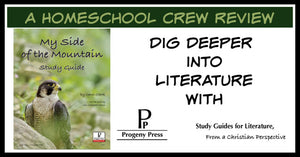 Progeny Press (A Homeschool Crew Review)
