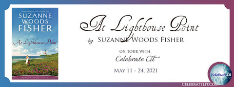 A story of friendship, love and family... At Lighthouse Point by Suzanne Woods Fisher (Review & #Giveaway) #christianromance #threesistersisland #bookrecommendation #newbook @celebrate_lit @revellbooks