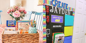 10 Homeschool Organization Ideas That'll Turn Your Small Space Into a Classroom