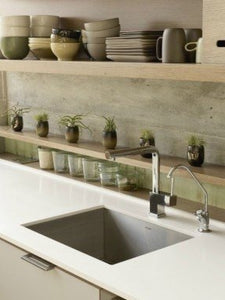 Exquisite Kitchen Counter Corner Shelf