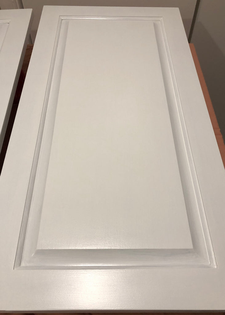 Layering another type of paint on cabinet/how to fix