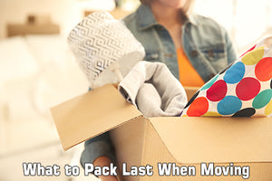 Together with finding a good moving company, packing for a move is one of the most essential tasks in your moving checklist