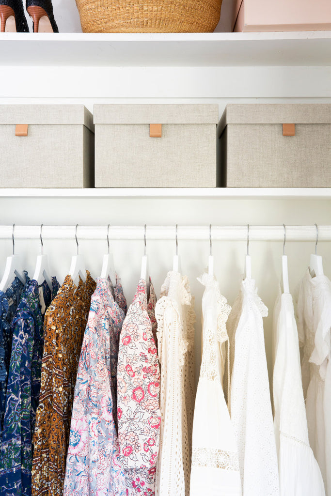 How to Reorganize Your Closet—Without Using Any Plastic