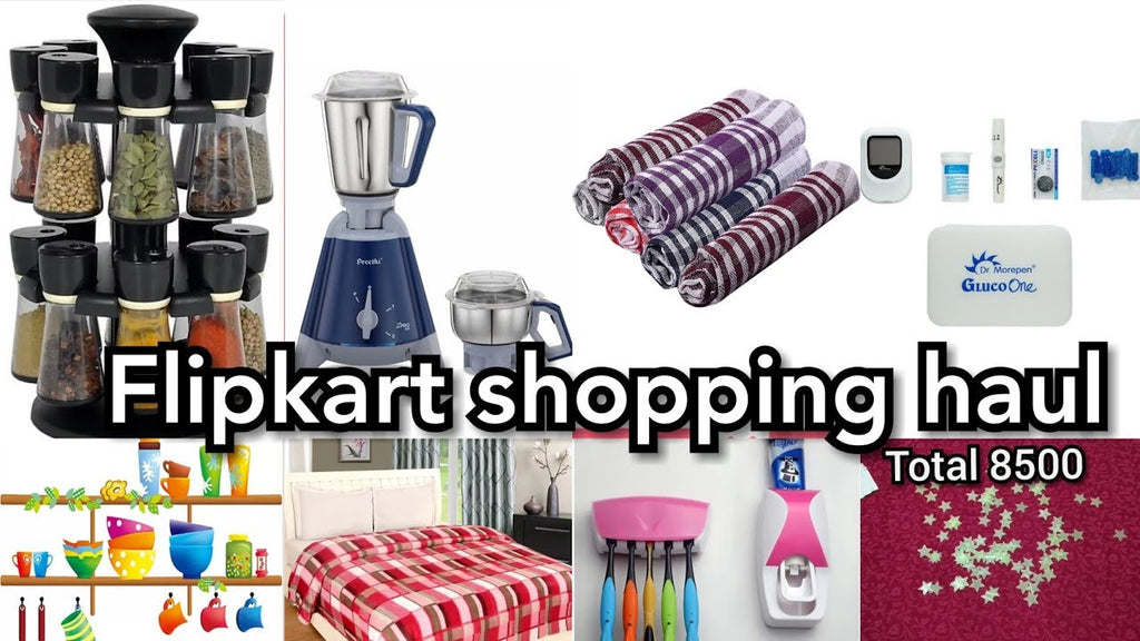 I hope frnds this video is useful to you thank you so much for your support thanks for watching #flipkartshoppinghaul #onlinekitchenshoppinghaul product ...