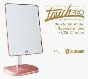 Good Looking Bluetooth Makeup Mirror