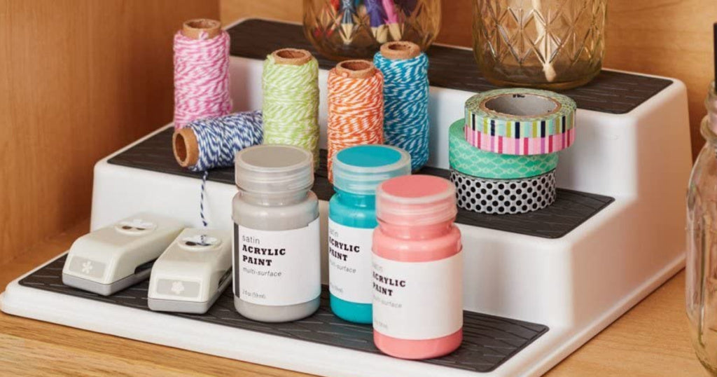 3-Tier Kitchen Cabinet Organizer Only $6.99 on Amazon