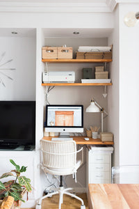 72 Beautiful Nook Design Tips and Ideas for a Home Office Living Room