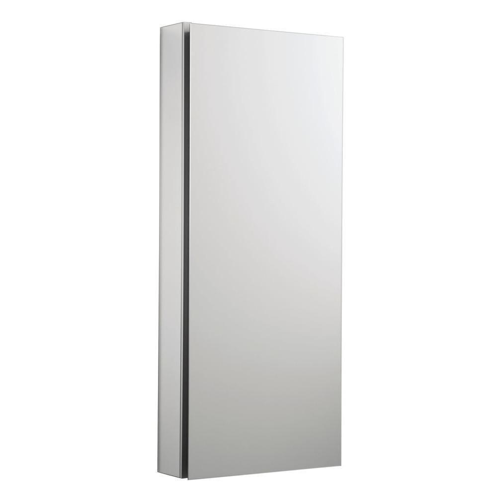 Order now kohler k 2913 pg saa catalan mirrored cabinet with 107 hinge 1 satin anodized aluminum