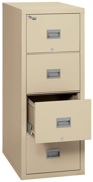 Discover the best fireking patriot 4p1825 cpa one hour fireproof vertical filing cabinet 4 drawers deep letter or legal size 18 w x 25 d parchment made in usa