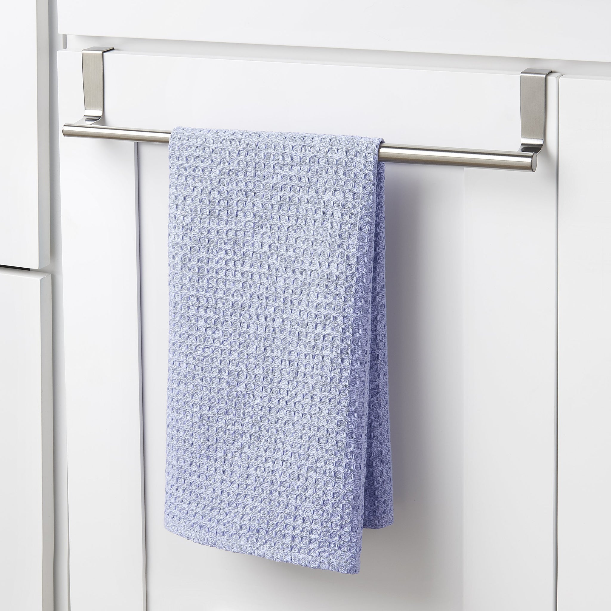 Amazon best youcopia over the cabinet door expandable towel bar stainless steel