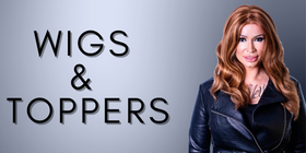 SHOP WIGS & TOPPERS