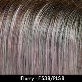 FLURRY - Plum Pastel Wig Colour by Jon Renau