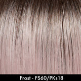 FROST - Pastel pink Rooted Wig Colour by Jon Renau