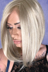 Taylor Platinum Pearl - Noriko Wigs - Taylor by Noriko - Rene of Paris wigs | UK | MiMo Wigs the hairloss expert and wig specialist