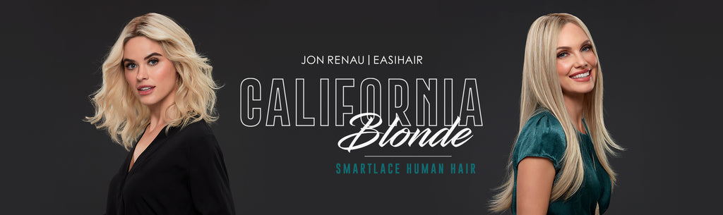 Jon Renau Smartlace Human Hair California Blonde