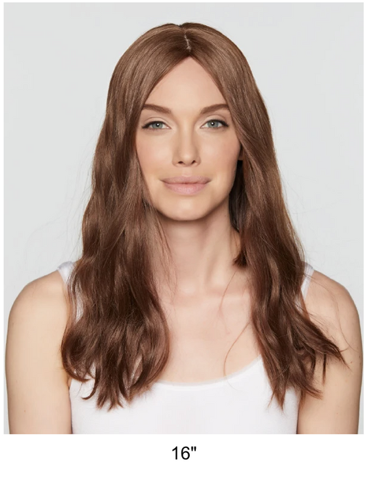 Petite Topette By Follea •  MIMO WIGS • Toppers Experts & Medical Hair Loss Experts.