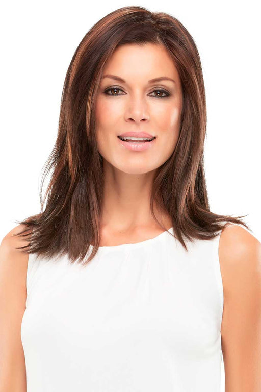 "Top Style Synthetic 12"" by Jon Renau •  MIMO WIGS • Toppers Experts & Medical Hair Loss Experts."