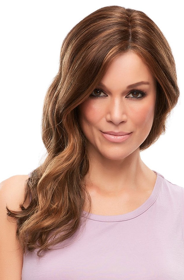 Jon Renau Sarah 6F27 Caramel Ribbon | Wig and hairloss Expert MiMo Wigs