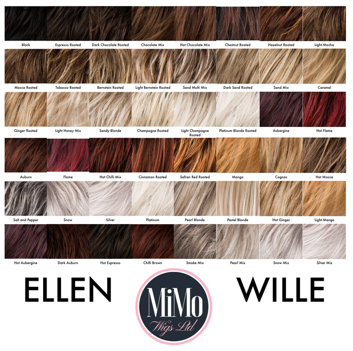 Real Topper by Ellen Wille •  MIMO WIGS • Wigs Experts & Medical Hair Loss Experts.