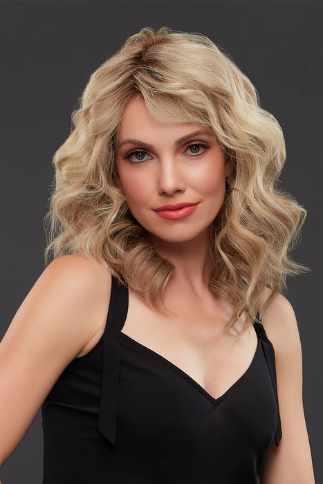 Jennifer by Jon Renau • Smartlace Human Hair •  MIMO WIGS • Wigs & Medical Hair Loss Experts.