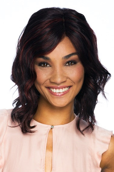 julianne by Jon Renau FS2V/31V Chocolate Cherry | UK MiMo Wigs