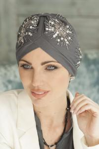 Gem Crystal Grey by Masumi Headwear