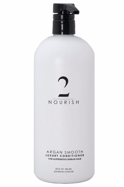 Argan Smooth Luxury Conditioner - Litre