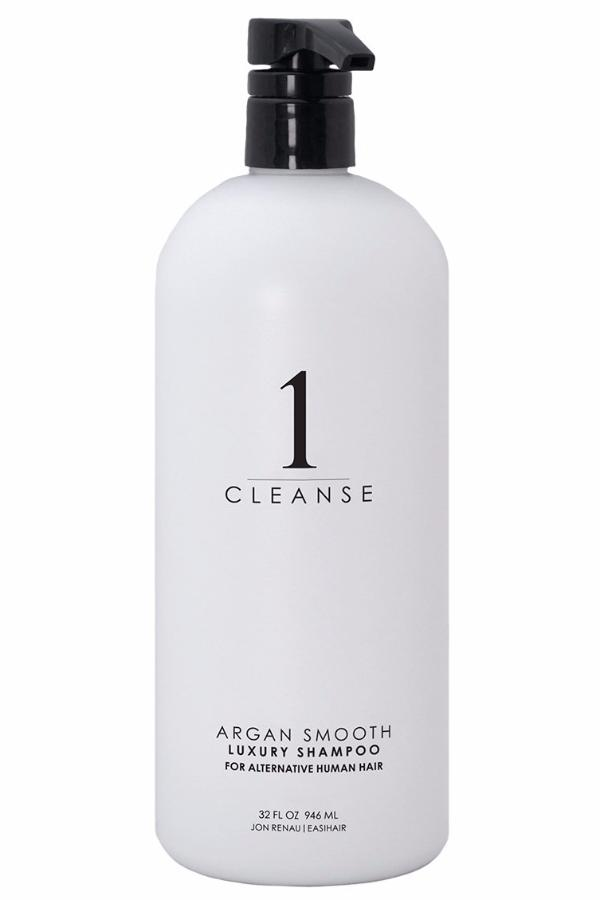 Argan Smooth Luxury Shampoo - Litre