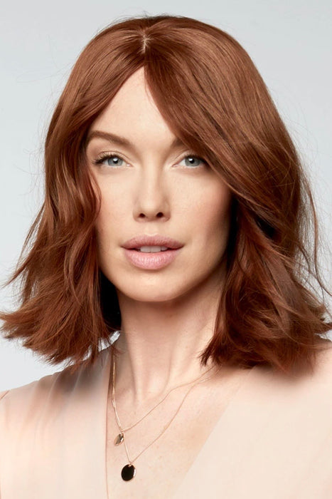 Chic Topette By Follea •  MIMO WIGS • Toppers Experts & Medical Hair Loss Experts.