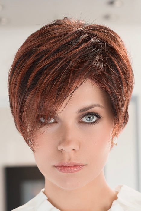 Ellen Wille • First Wig • Hair Society • Chilli Mix