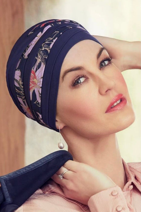 Shanti Turban Printed by Christine Headwear (1131) AW20