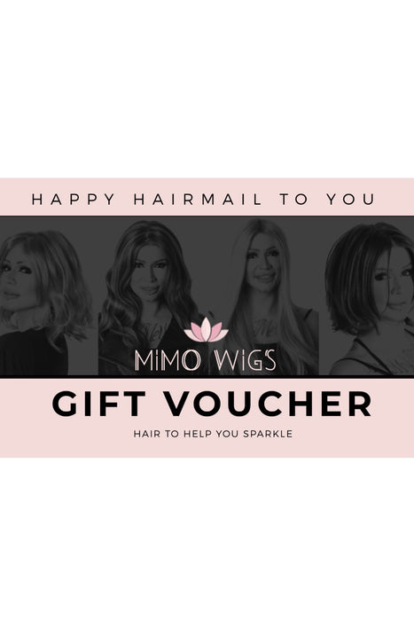Hair Mail Gift Card