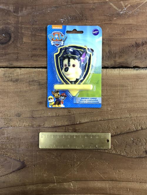 Paw Patrol Candle